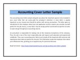 Examples Of Cover Letters for Accounting Positions Accounting Cover Letter Sample Pdf