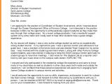 Examples Of Cover Letters for College Students Resume Cover Letter Examples for High School Students