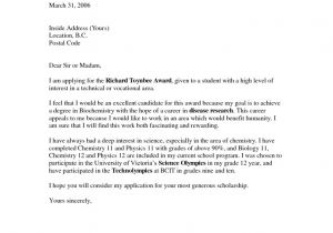 Examples Of Covers Letters Cover Letter format Creating An Executive Cover Letter