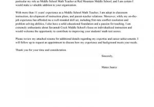 Examples Of Covers Letters Free Cover Letter Examples for Every Job Search Livecareer