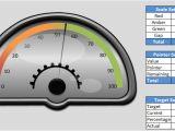 Excel Speedometer Template Download Excel Dashboard Speedometer Free Carburetor Gallery