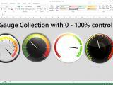 Excel Speedometer Template Download Kpi Dashboard Excel Template Free Download Calendar