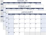 Excell Calendar Template Download Free Calendar Templates for 2013