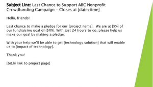 Exchange Email Templates Quick Start Guide for Your Nonprofit Technology