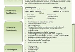 Executive assistant Resume Samples 2016 Administrative assistant Resume Examples 2017