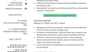 Executive assistant Resume Samples Executive assistant Resume Example Writing Tips Rg