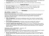 Executive assistant Resume Template Midlevel Administrative assistant Resume Sample Monster Com