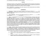 Executive Director Contract Template 32 Employment Agreement Templates Free Word Pdf format