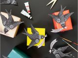 Express Yourself Diy Card toppers Put A Bird On It Gift toppers Regalos originales Hechos A