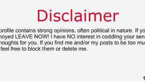 Facebook Disclaimer Template the Gallery for Gt Public Relations Strategy