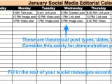 Facebook Posting Schedule Template Facebook Marketing Strategy why You Need One How to