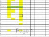 Facebook Posting Schedule Template Facebook Post Sharing Schedule Editable Excel Template