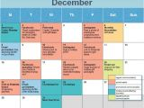 Facebook Posting Schedule Template How to Create A Holiday social Media Calendar Business