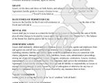 Facility Rental Contract Template event Rental Agreement Template Facilities Rental