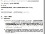 Fair Work Australia Employment Contract Template Employment Contract Fixed Term Agreement