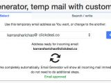 Fake Email Template Generator Best Fake Email Generator 2018 for Disposable Emails