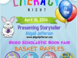 Family Reading Night Flyer Template Family Literacy Night 2014 Postermywall