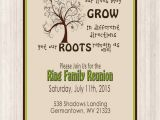 Family Reunion Flyer Template 16 Family Reunion Invitation Designs Psd Ai Design