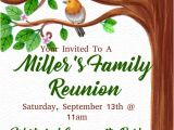 Family Reunion Flyer Template Family Reunion Template Postermywall