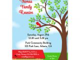 Family Reunion Flyer Template Free Family Reunion Picnic Bbq Park Invitation Printable or