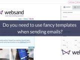 Fancy Email Templates Email Marketing Archives Websand