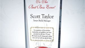 Farewell Card Ideas for Boss Farewell Gift Plaque for Boss Birthday Wishes for Wife