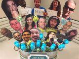 Farewell Card Ideas for Boss Selfie Bouquet Farewell Gift for Boss Going Away Gifts