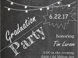 Farewell Invitation Card for Senior Students Graduation Party Invitations High School or College