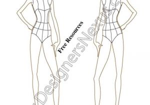 Fashion Designing Templates Free Download the Gallery for Gt Female Fashion Template
