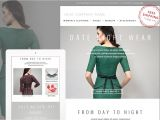 Fashion Email Templates Fashion E Mail Newsletter Template Email Templates