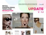 Fashion Email Templates Responsive Fashion Email Templates Email Templates On