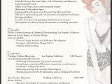 Fashion Resume Templates Fashion Resume Template Sample Resume Cover Letter format
