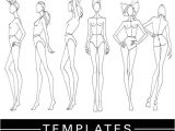 Fashion Sketchbook with Templates Best 25 Croquis Fashion Ideas On Pinterest Croquis