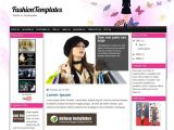 Fashion Templates for Blogger Blogger Fashion Template Free Download Templateswork