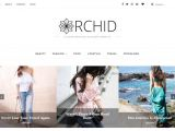 Fashion Templates for Blogger orchid Fashion Blogger Template Blogspot Templates 2018