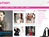 Fashion Templates for Blogger Wb Fashion Free Portal Template Chocotemplates