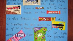 Fathers Day Simple Card Ideas Candy Card that I Made My Dad for Father S Day Im Making