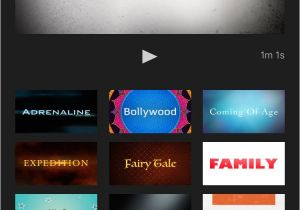 Fcpx Trailer Templates Going Pro Making Film Trailers Using iMovie and Final Cut