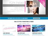 Fcpx Trailer Templates Pixel Film Studios Announces New themes for Final Cut Pro X