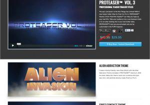 Fcpx Trailer Templates Pixel Film Studios Releases Proteaser Volume 3 Teaser