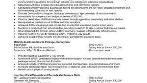 Federal Job Application Resume Pin Oleh Jobresume Di Resume Career Termplate Free