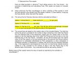 Fee for Service Contract Template Ria Service Agreement Template 408 B 2