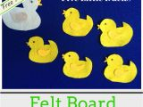 Felt Storyboard Templates Felt Board Stories Five Little Ducks Went Out to Play