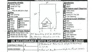 Fence Proposal Template the Importance Of A Detailed Fence Estimate Proposal