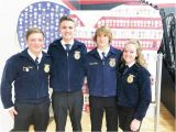 Ffa Job Interview Resume Example Ffa Members Compete In Job Interview event Piqua Daily Call