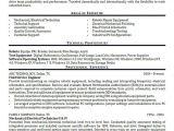 Field Engineer Resume Field Service Engineer Resume Example