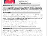 Field Engineer Resume Resume Offshore Field Engineer