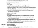 Field Service Engineer Resume Field Services Engineer Resume Samples Velvet Jobs