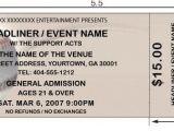 Field Ticket Template Baseball Ticket Template Ta Ticket Printing