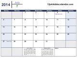 Fillable Calendar Template 2014 Best Photos Of Printable 2014 Calendar Template 2014